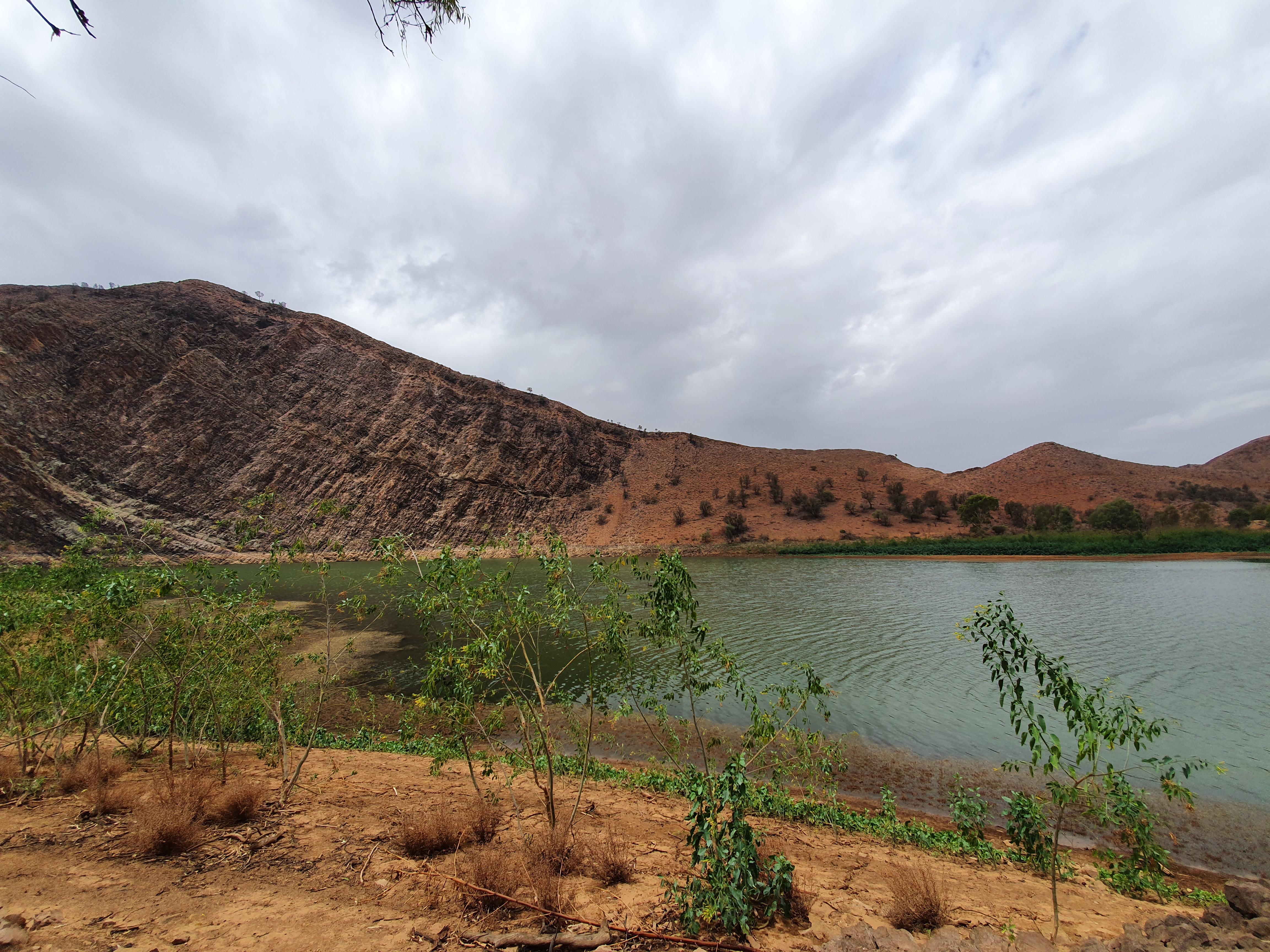 Waroona Dam