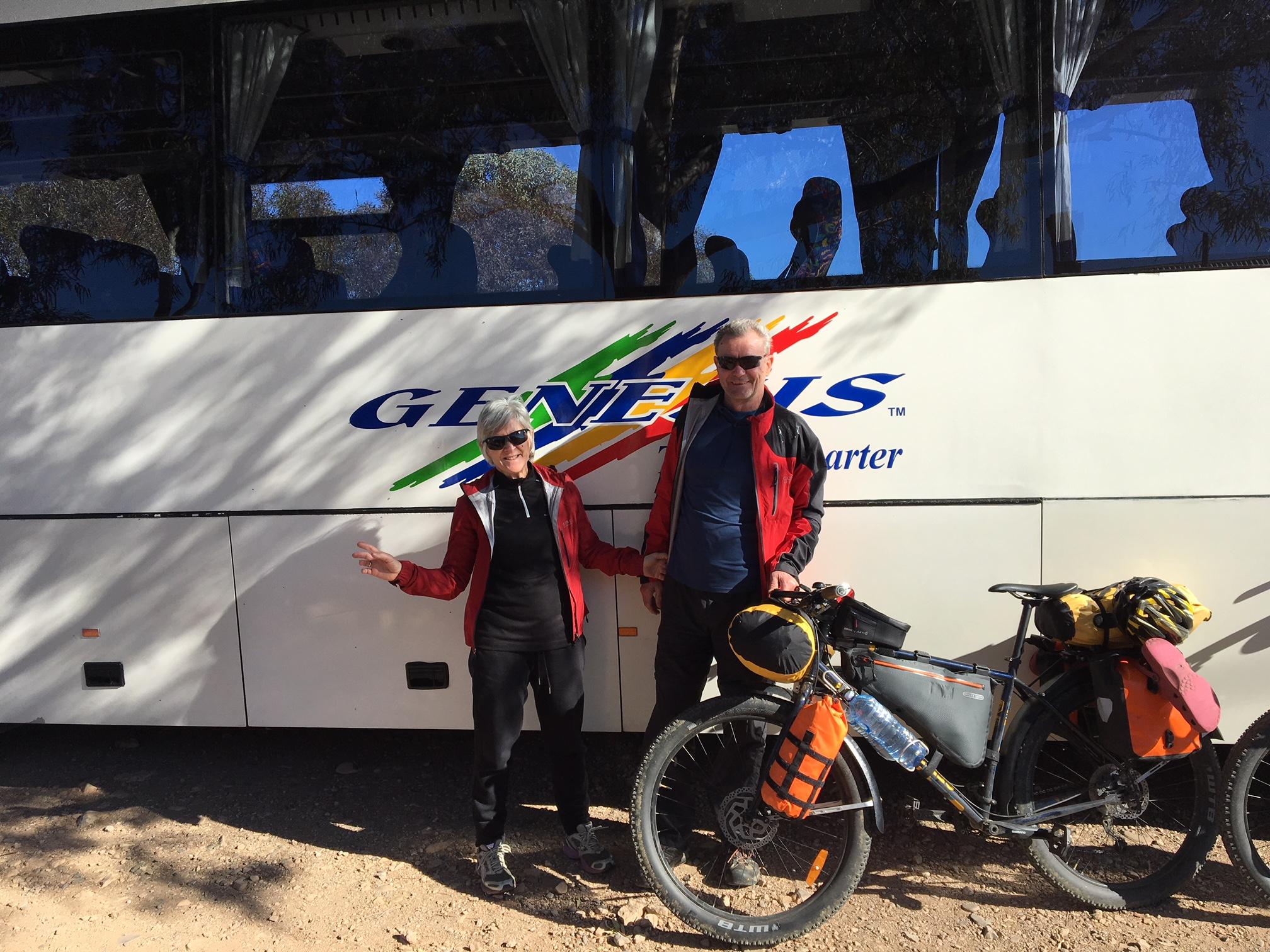 Bike transport a speciality